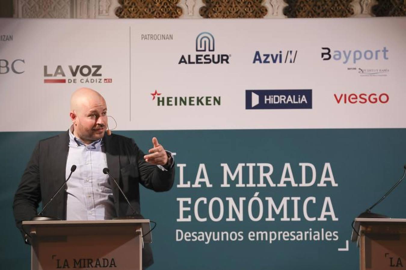 Nueva jornada de la Mirada Económica, con Bayport como patrocinador y Thinking Heads como ponente