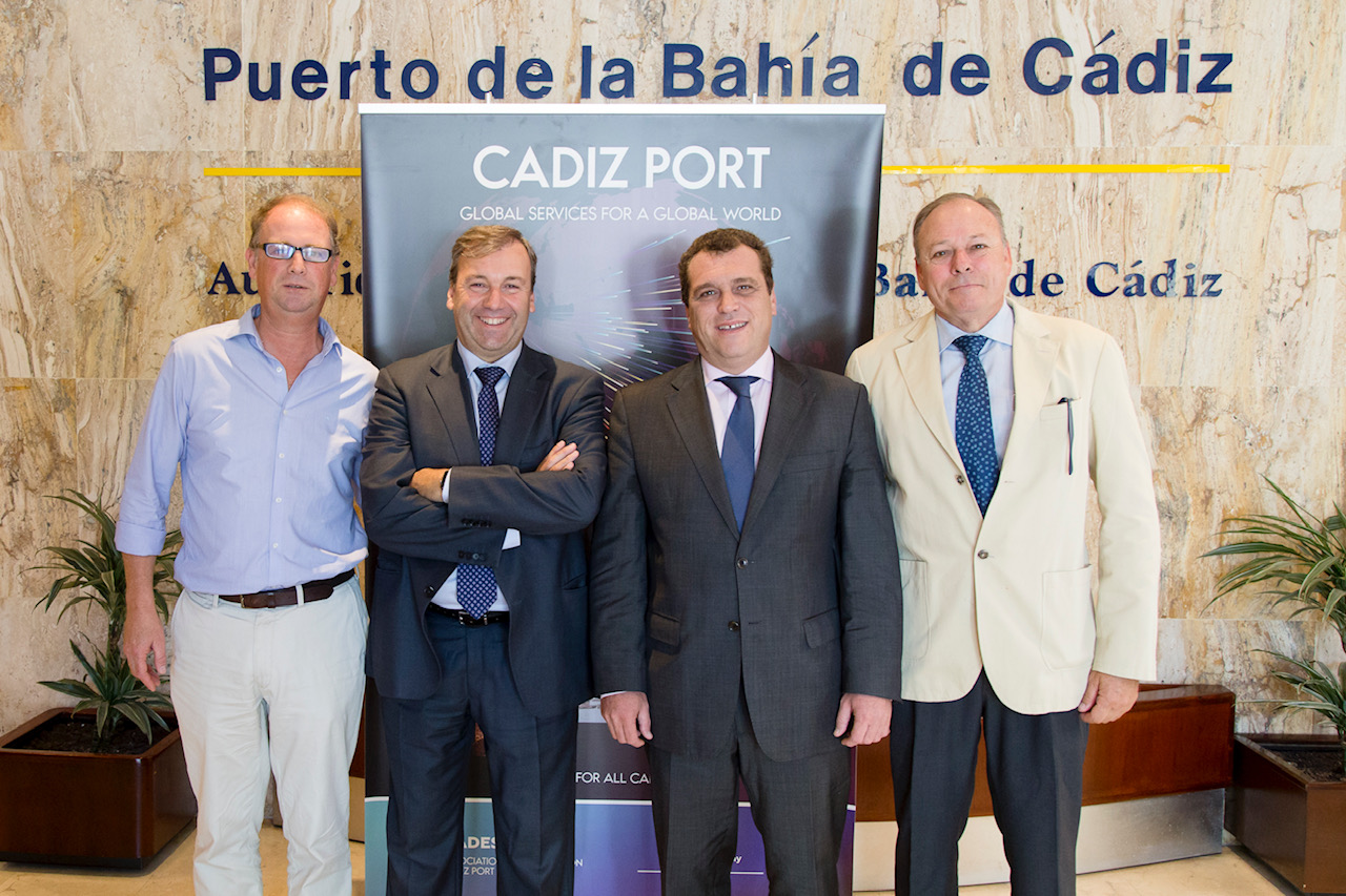 Rafael Fernández, Director General de Bayport, nuevo presidente de Cádiz-Port