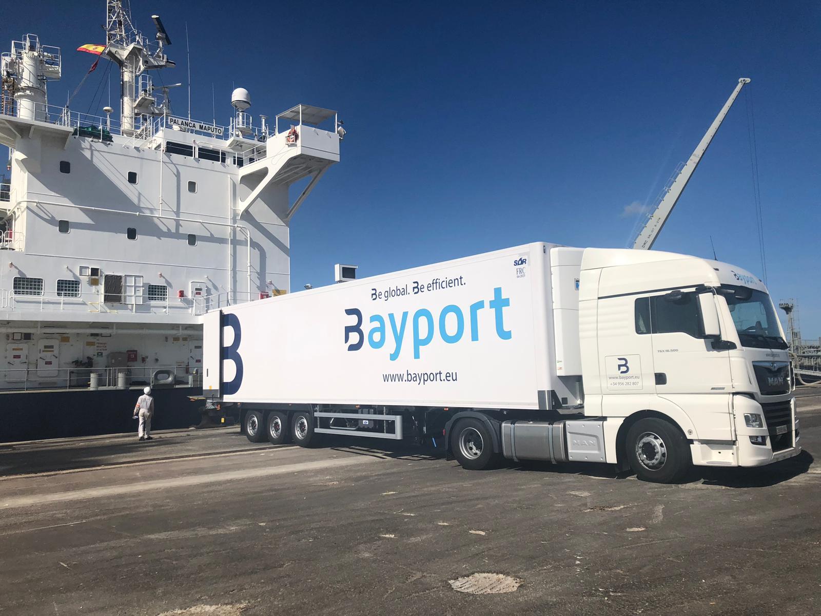 Bayport estrena una flota de vehículos más eficiente y responsable con el Medio Ambiente.