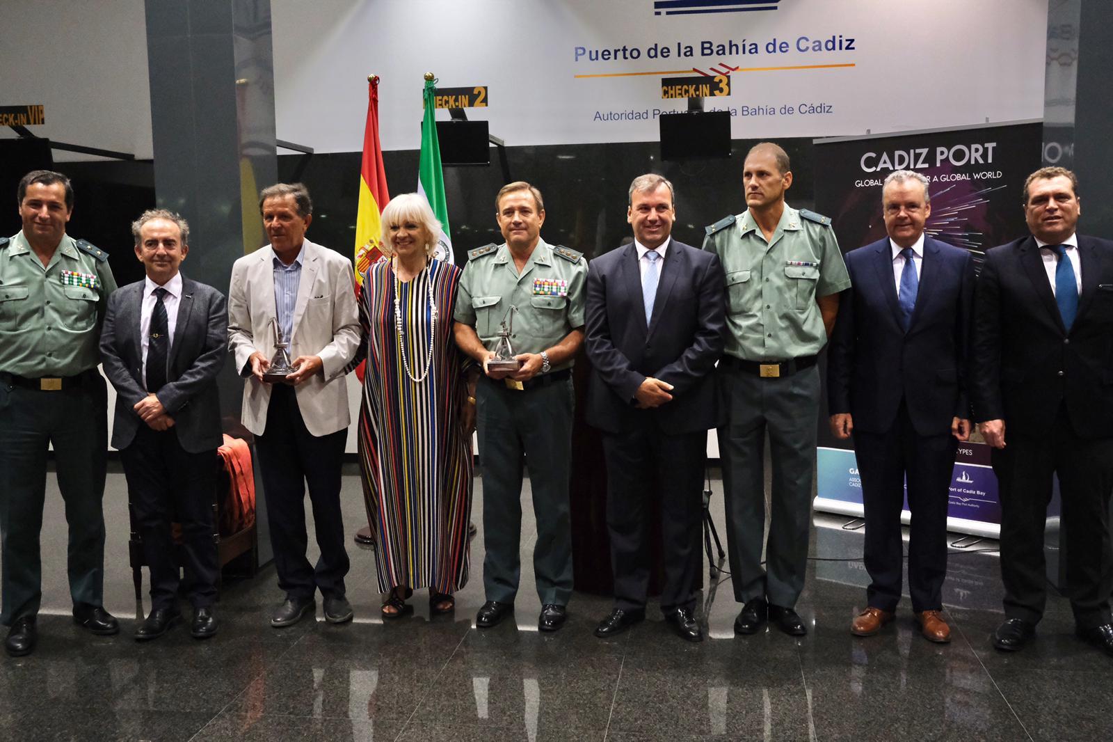 Cádiz-Port entrega sus distinciones anuales