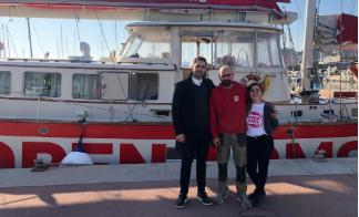 Bayport realiza una importante donación de ropa de abrigo para inmigrantes rescatados en aguas del Mediterráneo.