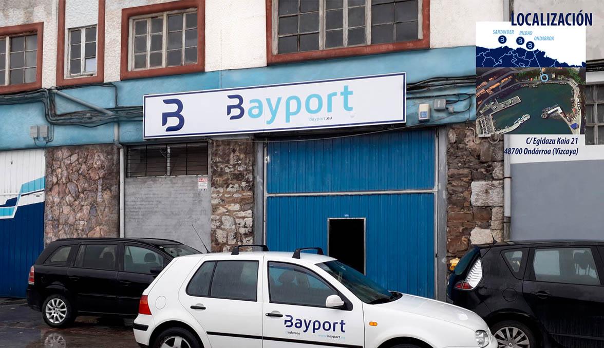 Bayport aumenta su presencia en el norte de España abriendo una nueva delegación en el puerto de Ondárroa (Vizcaya)
