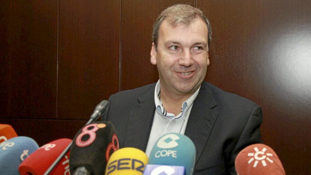 Radio Marca Cádiz entrevista al Director General de Bayport, Rafael Fernández.