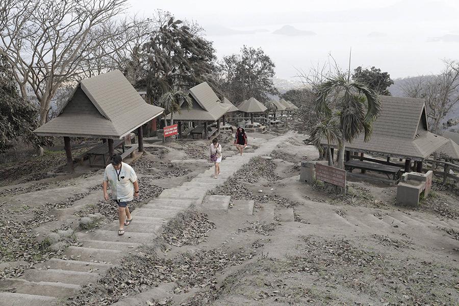 Bayport reafirma su compromiso social realizando una donación a los afectados por la erupción del Volcán Taal en Filipinas.