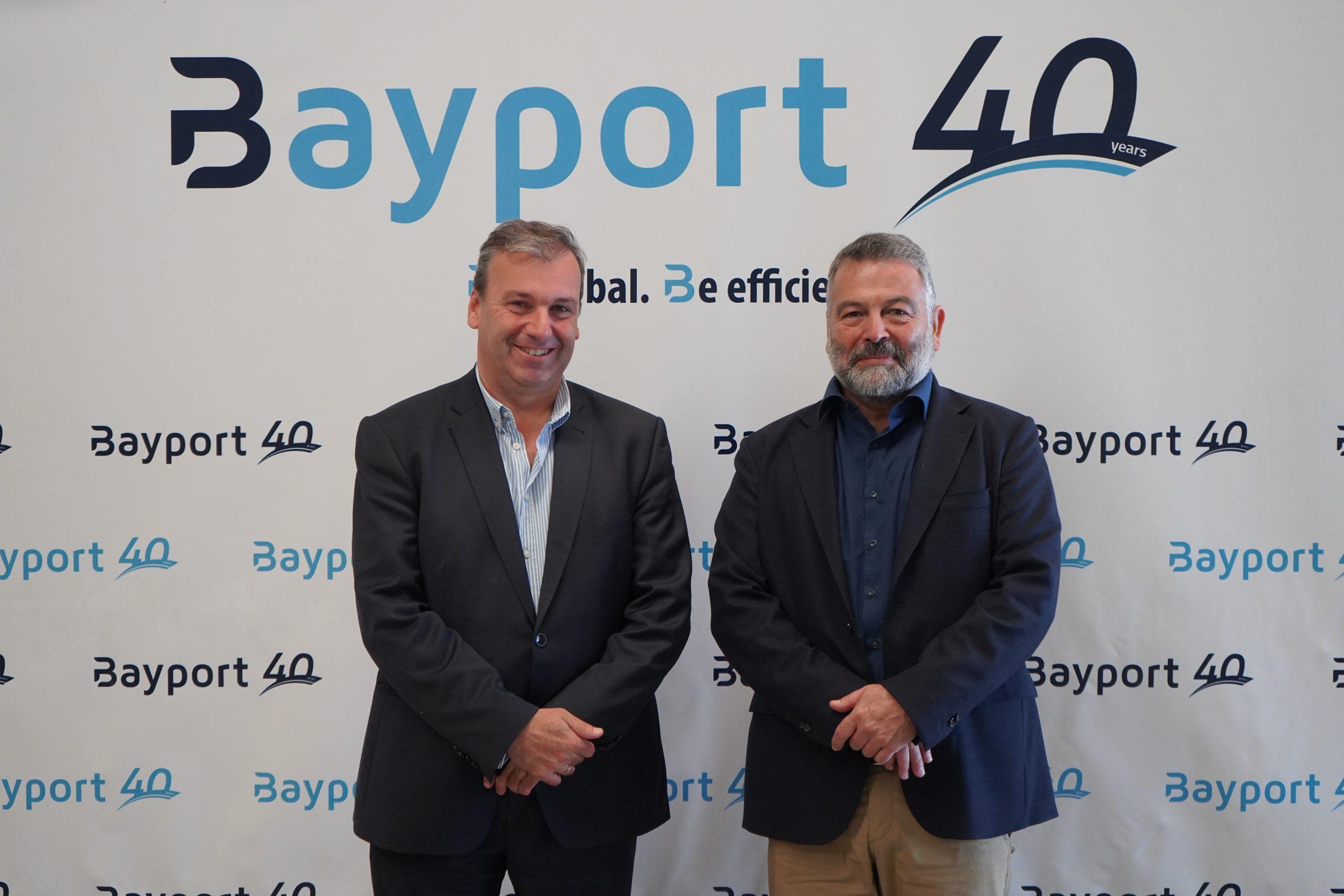 El delegado Alberto Cremades visita Bayport