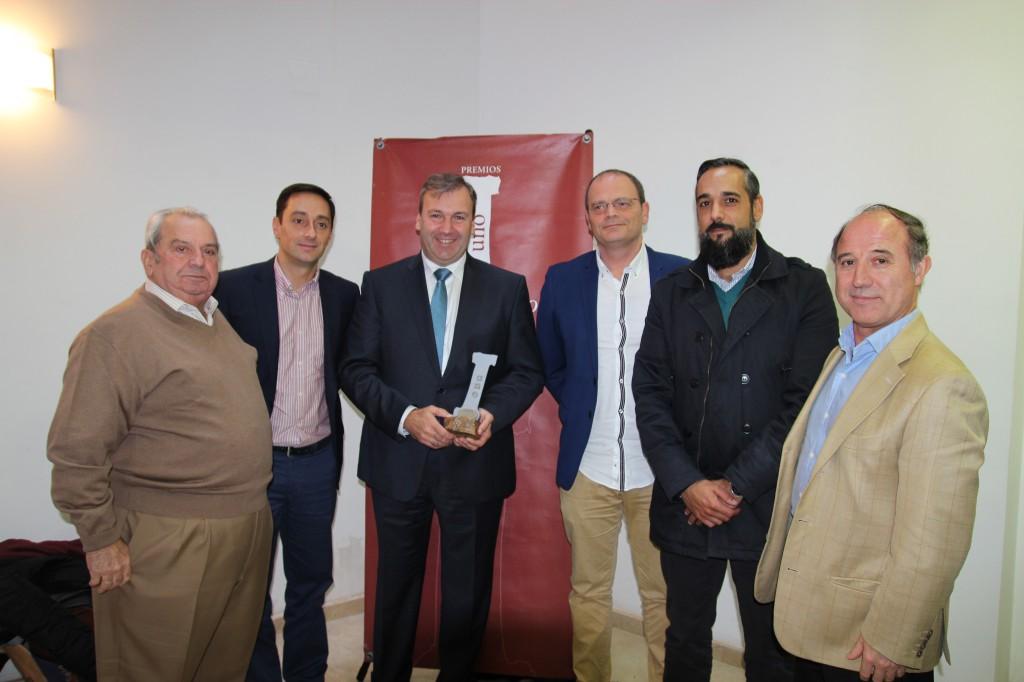 CRMF, Fegadi y CEC otorgan a Bayport el Premio UNO a la Integración Laboral.