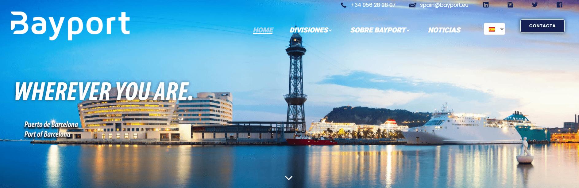 Bayport estrena su nueva web corporativa, adaptándose a los nuevos medios digitales.